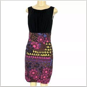 Trina Turk silk sheath dress